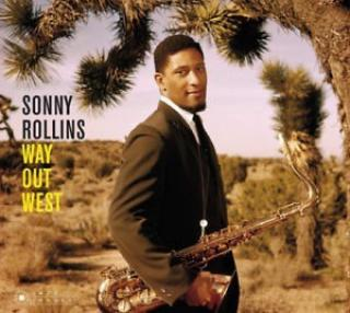 Sonny Rollins : Way Out West LP