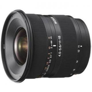 SONY 11-18mm f/4.5-5.6 DT (SAL1118.AE)
