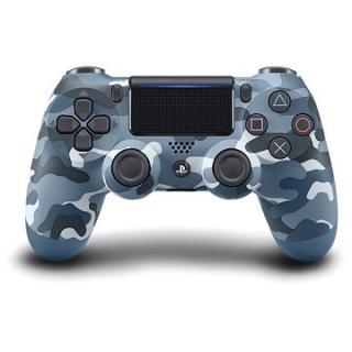Sony PS4 Dualshock 4 V2 - Blue Camouflage (PS719725817)
