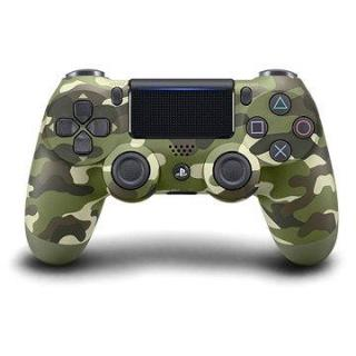 Sony PS4 Dualshock 4 V2 - Green Camo
