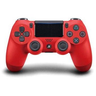 Sony PS4 Dualshock 4 V2 - Magma Red (PS719814153)