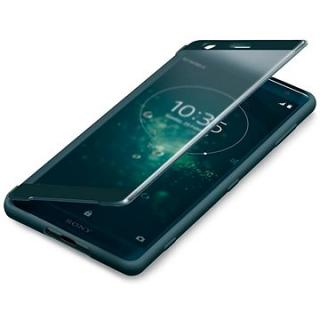 Sony SCTH40 Style Cover Touch pro Xperia XZ2 Green