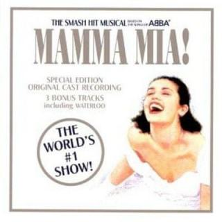Soundtrack: Mamma Mia!/The Smash Hit Musical Based On Songs Of ABBA - CD