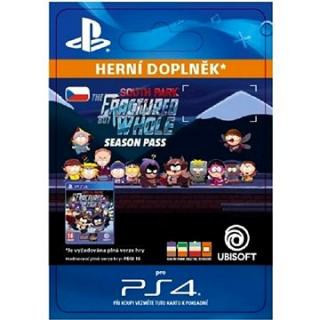 South Park: The Fractured but Whole - SEASON PASS - PS4 CZ Digital (SCEE-XX-S0034138)
