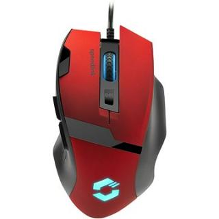 SPEED LINK VADES Gaming Mouse, black-red