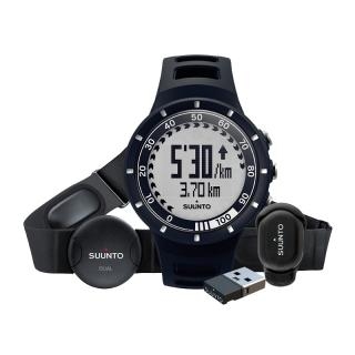 Sporttester Suunto Quest Black Running Pack