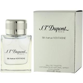 S.T. DUPONT 58 Avenue Montaigne EdT 30 ml  (3386460038225)