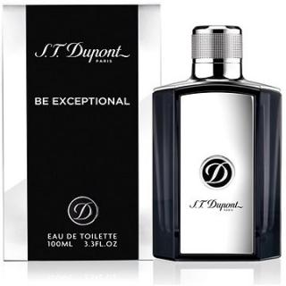 S.T. DUPONT be Exceptional EdT 100 ml (3386460089005)