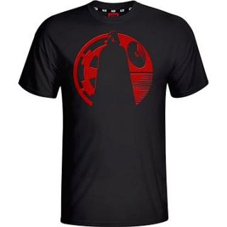 Star Wars Vader Red Puff T-Shirt - S (5908305218975)
