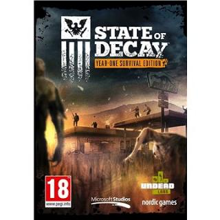 State of Decay: Year One Survival Edition (PC) DIGITAL (419682)