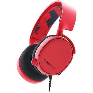SteelSeries Arctis 3 Solar Red (61435)