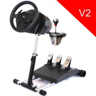 Stojan Wheel Stand Pro DELUXE V2, na volant a pedály pro Thrustmaster T300RS, TX, TMX, T150 a T500, T300/TX