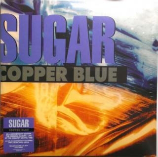 Sugar : Copper Blue LP