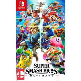 Super Smash Bros. Ultimate - Limited Edition - Nintendo Switch (045496423872)