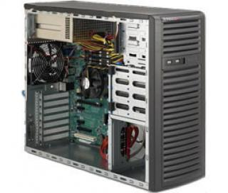 SUPERMICRO Mid-Tower 4x 3,5