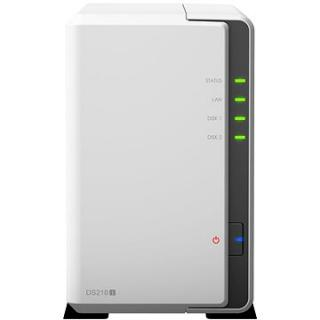 Synology DS218j 2x3TB RED