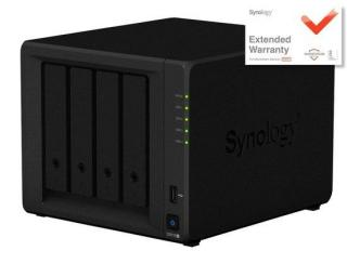 Synology DS918   EW201   4x 3,5