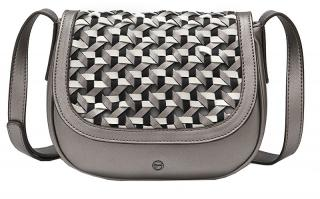 Tamaris Kabelka Myrta Crossbody Bag 3054191-917 Pewter Comb
