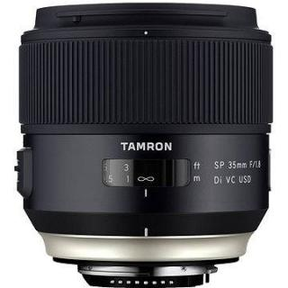 TAMRON SP 35mm f/1.8 Di VC USD pro Nikon