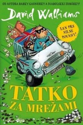 Tatko za mrežami - Walliams David