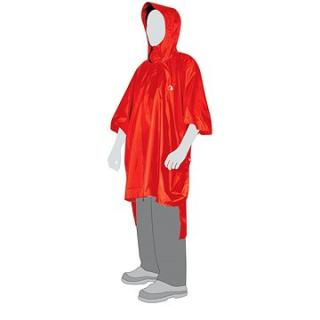 Tatonka Poncho red