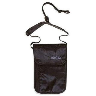 Tatonka Skin Neck Pouch RFID B black (4013236985955)