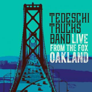 Tedeschi Trucks Band : Live From The Fox Oakland 3LP