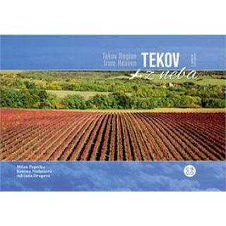 Tekov z neba: Tekov Region from Heaven (978-80-8144-163-9)