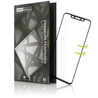 Tempered Glass Protector pro Huawei Mate 20 Pro 3D GLASS Černé