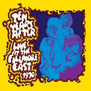 Ten Years After : Live at the Fillmore East 1970 LP