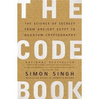 The Code Book: Science of Secrecy from Ancient Egypt to Quantum Cryptography