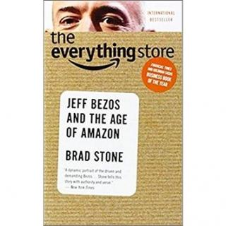 The Everything Store: Jeff Bezos and the Age of Amazon (0316377554)