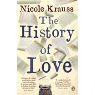 The History of Love (0141019972)