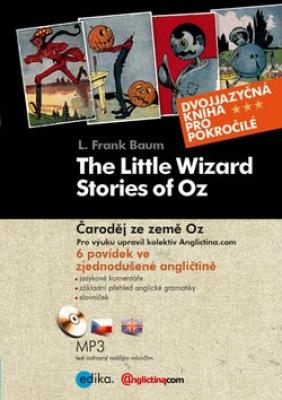 The Little Wizard Stories of Oz Čaroděj ze země Oz   CD - Baum Lyman Frank