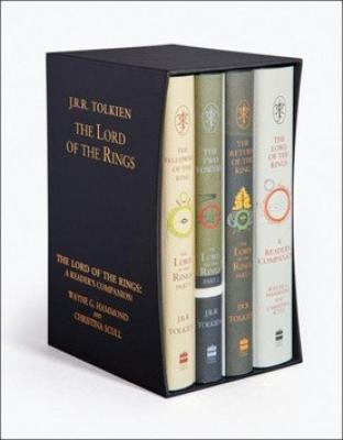The Lord of the Rings Boxed Set - Tolkien John Ronald Reuel