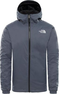 The North Face Men'S Quest Insulated Jacket Vanadis Grey Black Heather L
