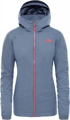 The North Face Women'S Quest Insulated Jacket Grisaille Grey L