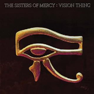 The Sisters Of Mercy: Vision Thing LP