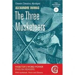 The Three Musketeers: Classic Readers with Audio CD