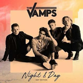 The Vamps : Night & Day ( Day Edition )  LP