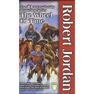The Wheel of Time Set III, Books 7-9: A Crown of Swords / The Path of Daggers / Winters Heart