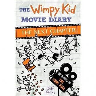 The Wimpy Kid Movie Diary: The Long Haul (1419727524)