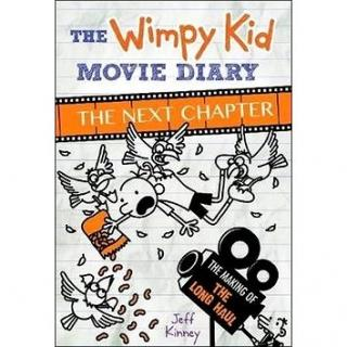 The Wimpy Kid Movie Diary: the Next Chapter (the Making of the Long Haul) (0141388196)