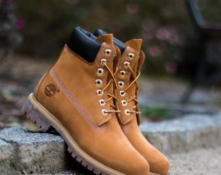 Timberland AF 6in Premium Boot Wheat Yellow