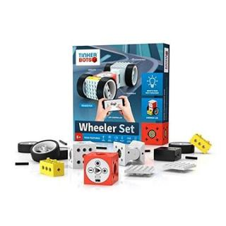Tinkerbots Wheeler set (4251161800015)