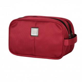 Titan Nonstop Cosmetic Bag Anthracite Red