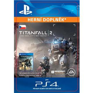 Titanfal 2: Angel Citys Most Wanted Bundle - PS4 CZ Digital (SCEE-XX-S0029365)
