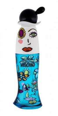 Toaletní voda Moschino - So Real Cheap and Chic , 50ml