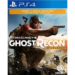 Tom Clancys Ghost Recon: Wildlands Gold Edition Year 2 - PS4 (3307216084815)