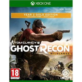Tom Clancys Ghost Recon: Wildlands Gold Edition Year 2 - Xbox One (3307216084686)